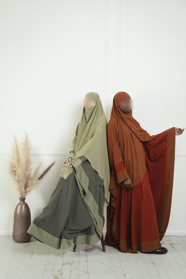 Abaya Aya-AL AMIRAH