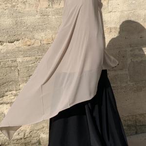 Maxi hijab-AL AMIRAH